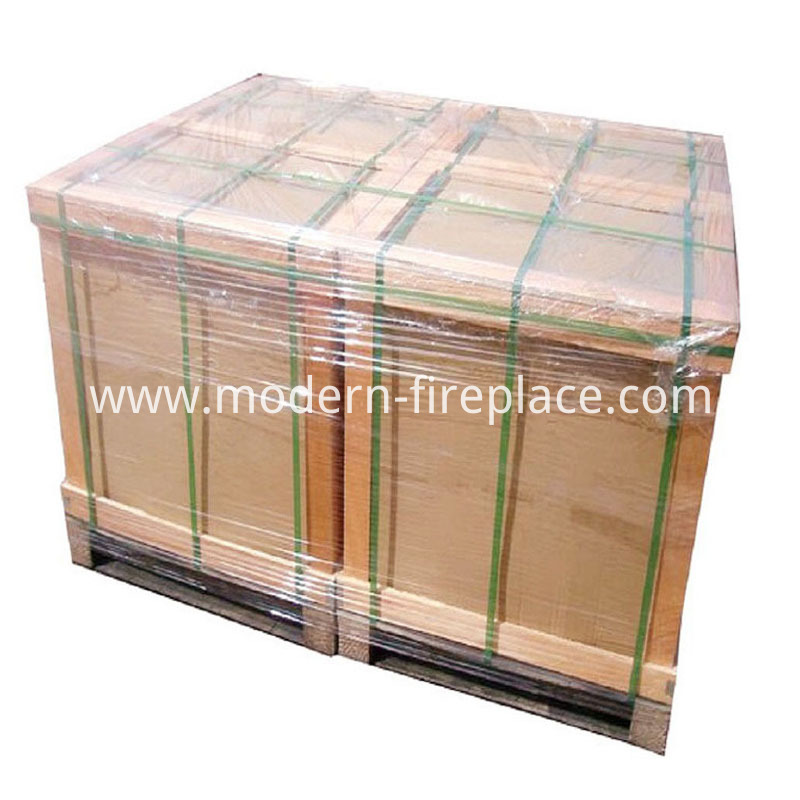 Heating Wood Stoves Factory Packaging