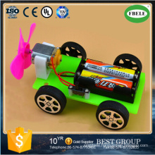 DIY Air Powered Car Technology Model Car of Children′s Educational Toys (FBELE)