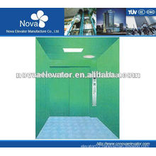 3000KGS, 0.5m/s Painted Cargo Elevator
