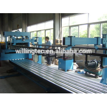 newe type automatic deck sheets roll forming machine