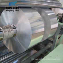 El mejor tipo y embalaje del rollo de la calidad Utilice el papel de aluminio para la hoja de aluminio 3003 de la aleación del empaquetado de los alimentos con precio bajo