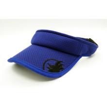 Venda Por atacado Custom bordado Sun visor chapéus (ACEK0016)