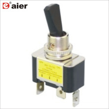 ASW-07D-2 SPST 3Pin ON-OFF Automotive 30 Amp Toggle Switch With Light