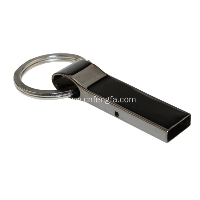 Keychain USB Storage Metal Case No Chip /USB Shell