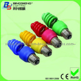 advanced price and shape BSHS colour energy saving lamp GU10 9w