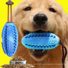 Pelota de juguete de goma personalizada para perros