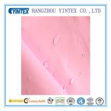 Tissu à l'épreuve de l'eau doux de textile à la maison