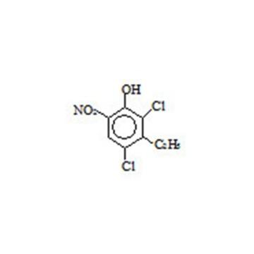 2,4-dichloro-3-ethyl-6-nitrophenol CAS 99817-36-4
