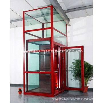 Ascensores y ascensores para el hogar