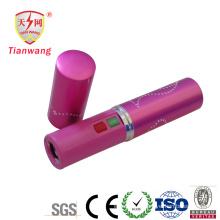Petit dispositif compact de pistolets d'étourdissement de rouge à lèvres pour des dames