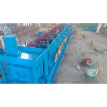 Máquina formadora de rolos de perfil de aço C