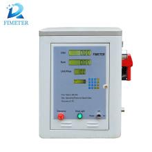 Dispensador de combustible de gasolina 12V / 24V / 220V con medidor de flujo, dispensador de mini combustible electrónico, dispensadores de combustible digitales
