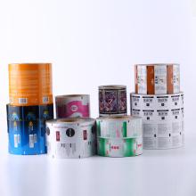 packaging roll films plastic film