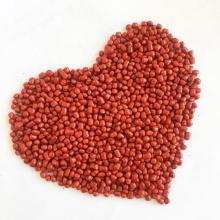 mélange maître rouge coloré utilisé pour le film soufflé, moulage par injection