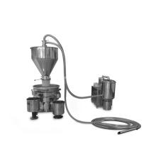 Getreideförderer mit pneumatischem Vakuum
