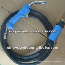 TBI 24KD Linternas de soldadura Mig 30sqmm cable