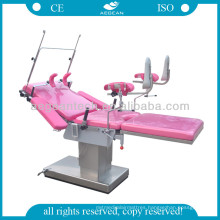 AG-C201A Ce&ISO Stainless Steel Electric Inversion Gynecology Chair