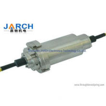 IP68 Fiber Optic Rotary Joint  with 2 ~ 4 channel Between i