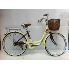 "Nuevo modelo 26 ""City Bike Lady Women Bicycle (FP-LDB-043)"
