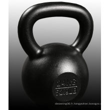 Hotsale Elite Premium Quality Glossy Workout Weights E-Coating Kettlebell