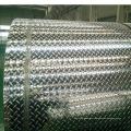 Mirror Embossed Polish Finished Aluminium Coil