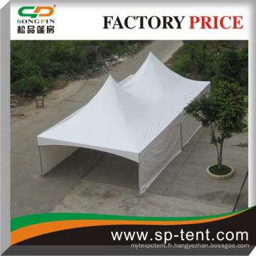 Tente de sport 6x9m en structure en aluminium pour fête de jardin