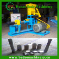 CE approved automatic animal feed pellet making machine for fish