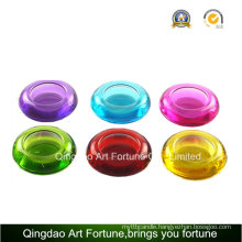 Colorful Tea Light Candle Holder for Home Decor