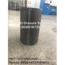 Bending machine for steel base cylinder making machine