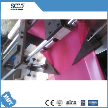 Nonwoven 2 Edges-Folding and Cutting Machine