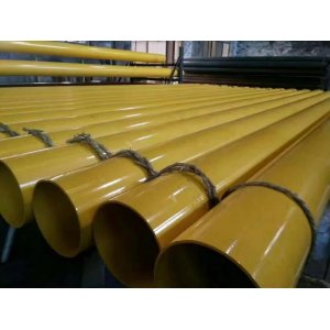 1219mm*12mm API 5L Gr.B Spiral Welded Pipes