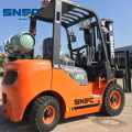 LP Gas Forklift 2.5T Container Forklift Price