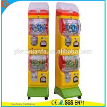 Heißer Verkauf Neuheit-Entwurfs-Pappel-Spielzeug-Kind-Spiel-Station Gashapon Verkaufsautomat