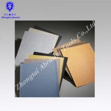 Abrasivo riken automotivo molhado e papel abrasivo seco