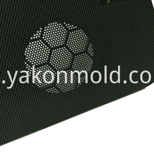 Auto Speaker Fret Plastic Mould