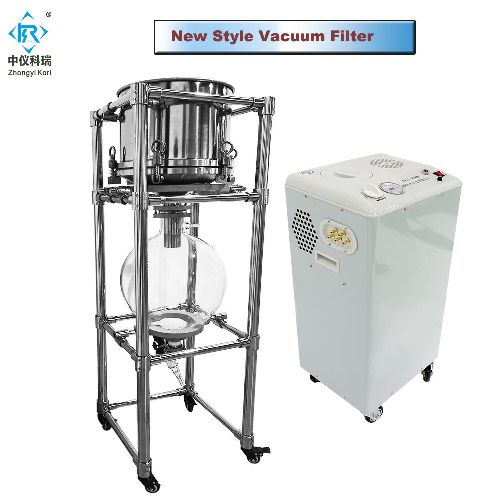 new filter pump