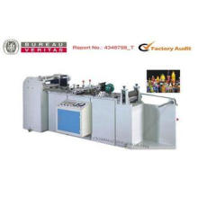 Heavy Duty Automatic Food Plastic Carry Bag Making Machine