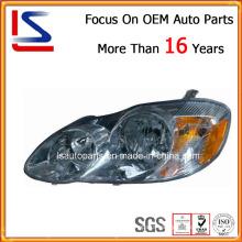 Auto Spare Parts Head Lamp for Toyota Corolla ′03 (LS-TL-080-1)