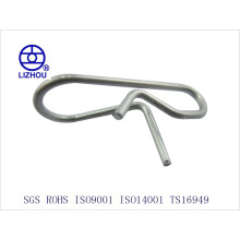 Wire Clip, Carbon Steel Zinc Plated, Customed for All Shape