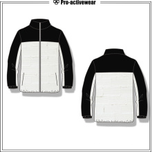 Winter Nylon exterior Plus Size Jacket com estilo novo