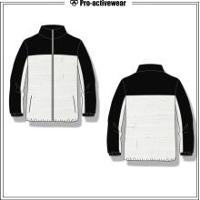 Зимняя нейлоновая куртка с открытым вырезом плюс размер с новым стилем