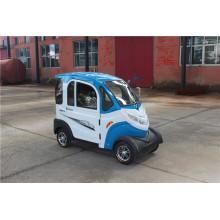 Mini voitures motorisées de 3 sièges, nouvelle voiture électrique de voisinage d'énergie