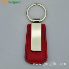 Leather Keychain Custom With Custom Color