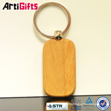 Factory direct sale key chain wood