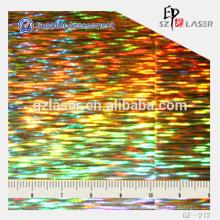 YXCP-0212 150 * 150mm Hologramm-Aufkleber Druckplatte