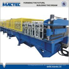 Am beliebtesten MRRY760 / 840 Wellstahlwand Panel Doppelschicht Maschine