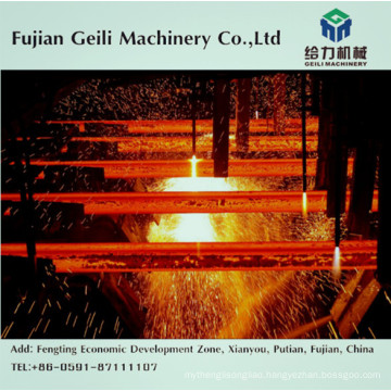 R6 Continuous Casting Machine for Casting Process