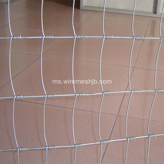 Hinge Joint Knot Field Pagar