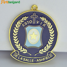 Top Quality Full 3D Metal Medal