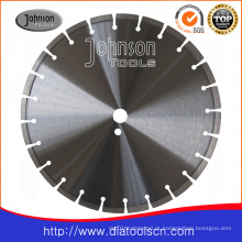 350mm cortador de concreto reforçado: diamante circular viu lâmina